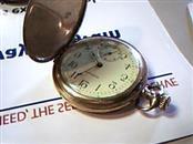 WALTHAM Pocket Watch 15 JEWEL POCKET WATCH 14K Yellow Gold 15g